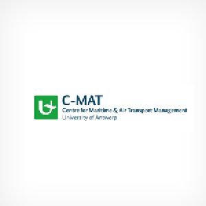 C-MAT, the Centre for Maritime & Air Transport at the University of Antwerp.